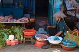 Steet vendor Vietnam