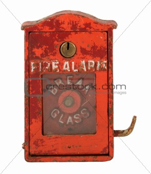 Antique Fire Alarm