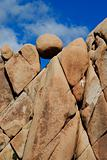 Granite rock formations