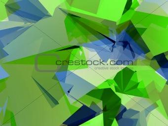 Cube Pile 7