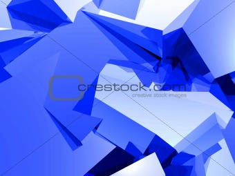 Cube Pile 9
