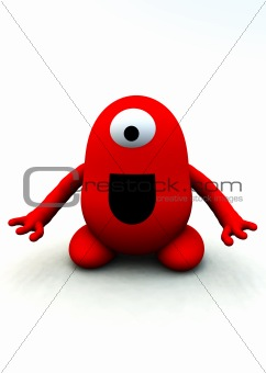 Tiny Red Monster 2