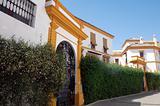 Spanish villa in modern style