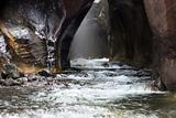 "The ""Tunnel"", Drakensberg, South Africa"
