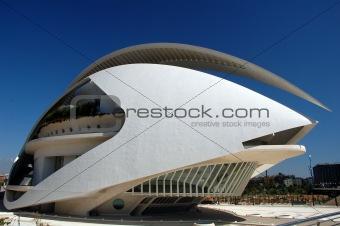 auditorio de santiago calatrava, Valencia