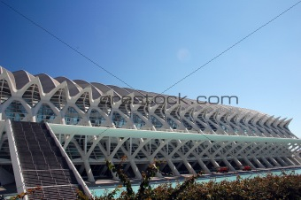 City of the Arts and the Sciences - Valencia, Spain