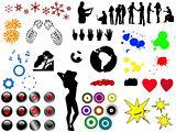 60 Top Grunge elements