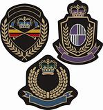 royal emblem classic shield