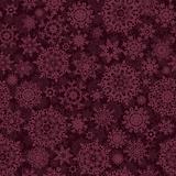 Christmas pattern snowflake seamless. EPS 8