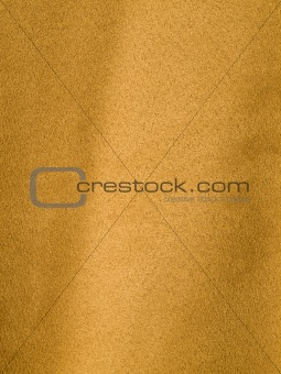 Full Frame Background of Orange Suede-like Fabric