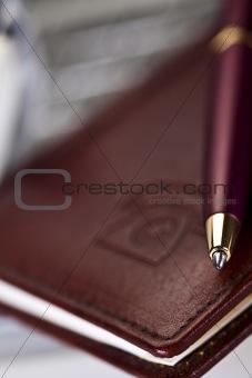 Business accessories, ballpoint