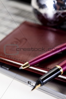Business accessories, ballpoint