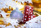 Christmas winter concept