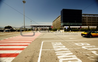 airport in spain barcelona