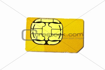 Sim card for mobile phone