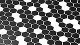 hexagonal pattern