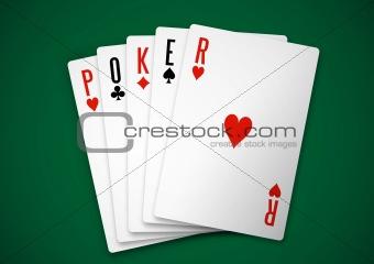 Cartes - Poker