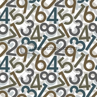 Seamless digital pattern