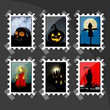 halloween stamps