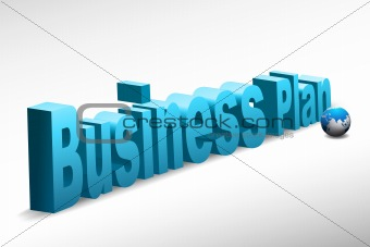 business plan text