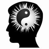 yin yang in human brain