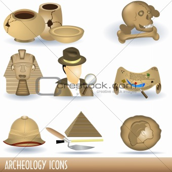 Aecheology Icons