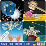 Money Comic Book Collection