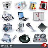 Press Icons