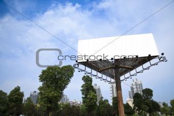 the billboard