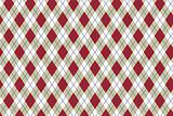 vector Scottish pattern