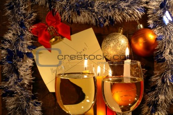 A Toast To Christmas
