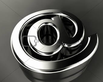 Arroba symbol