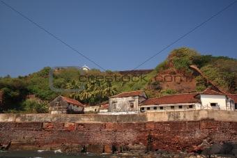 Fort Aguada Prison
