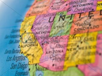 Global Studies - Western United States Focus on California n Nevada