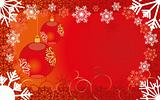 Red Christmas card 5