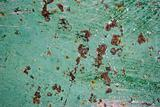 Texture of an rusty metal, painted