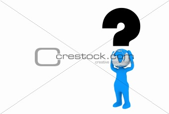 question man
