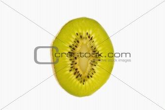 A slice of kiwi