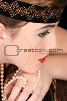 Beautiful female