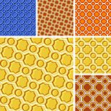 Seamless tile patterns