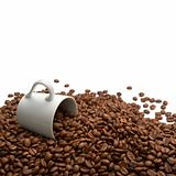 coffee beans aroma