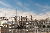 Transformer Starion - Electrical Substation
