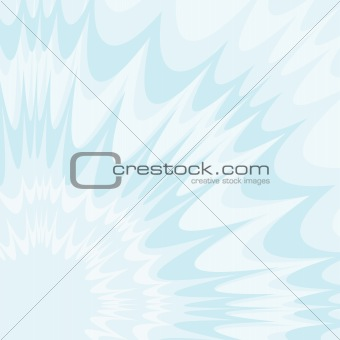 Abstraction in dark blue tones