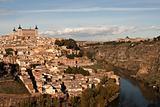 Nice view on Toledo