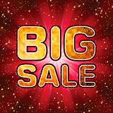 Big sale message. EPS 8