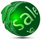 Sphere-sale