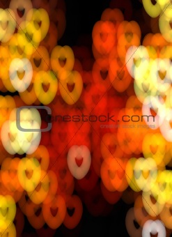 abstract illumination background