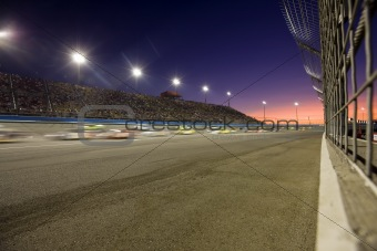 Sunset on Turn 4