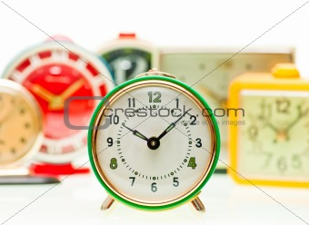 Alarm clock set