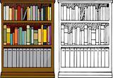 A Full Bookshelf